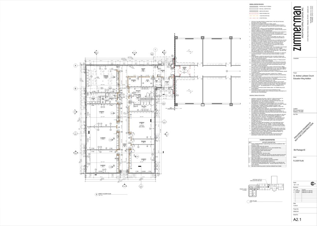 A2 1 FLOOR PLAN ADD 3